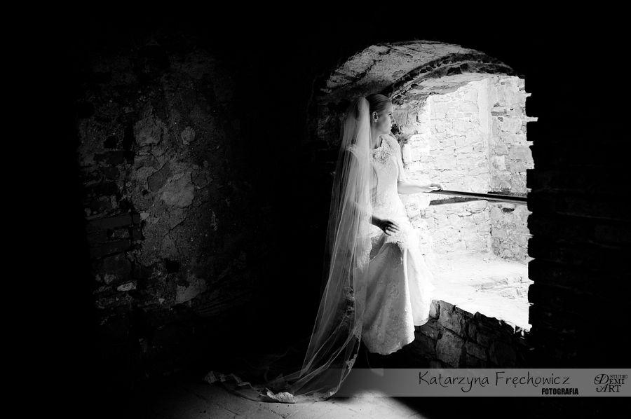 DSC_815 Plener ślubny w ruinach