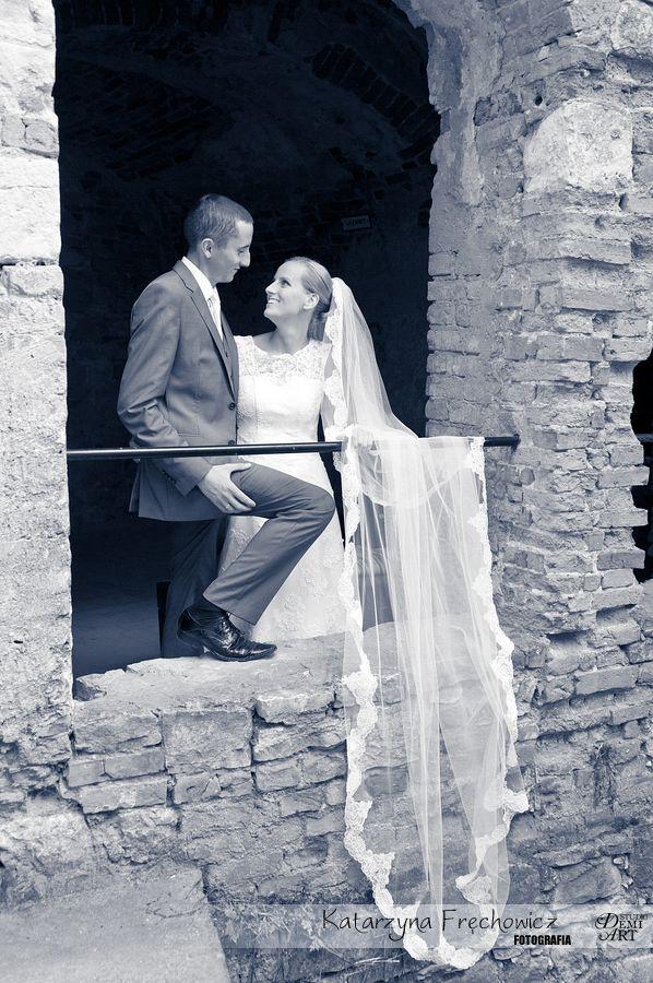 DSC_824 Plener ślubny w ruinach