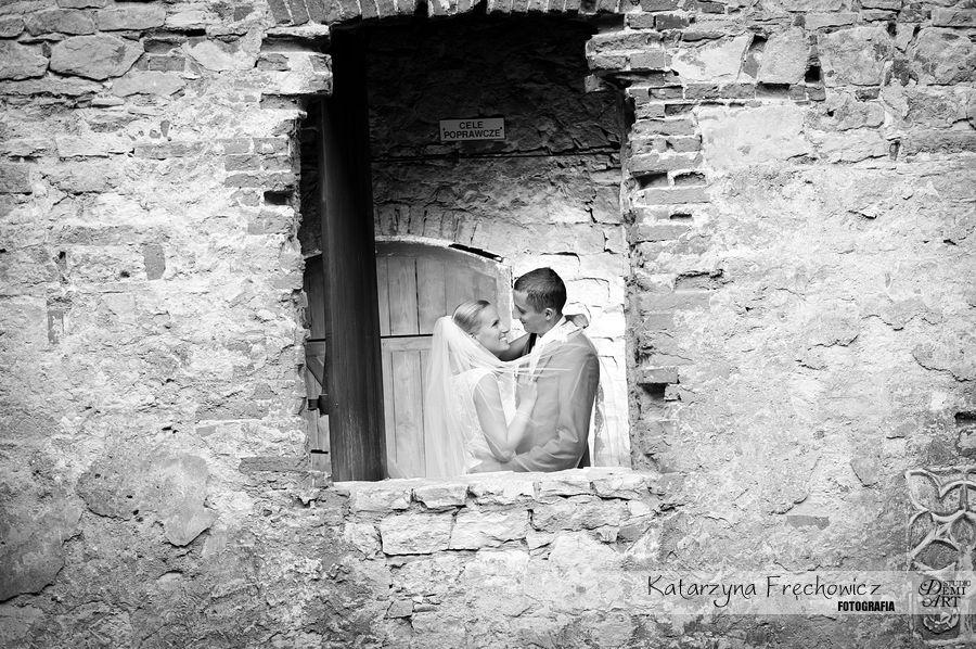DSC_837 Plener ślubny w ruinach