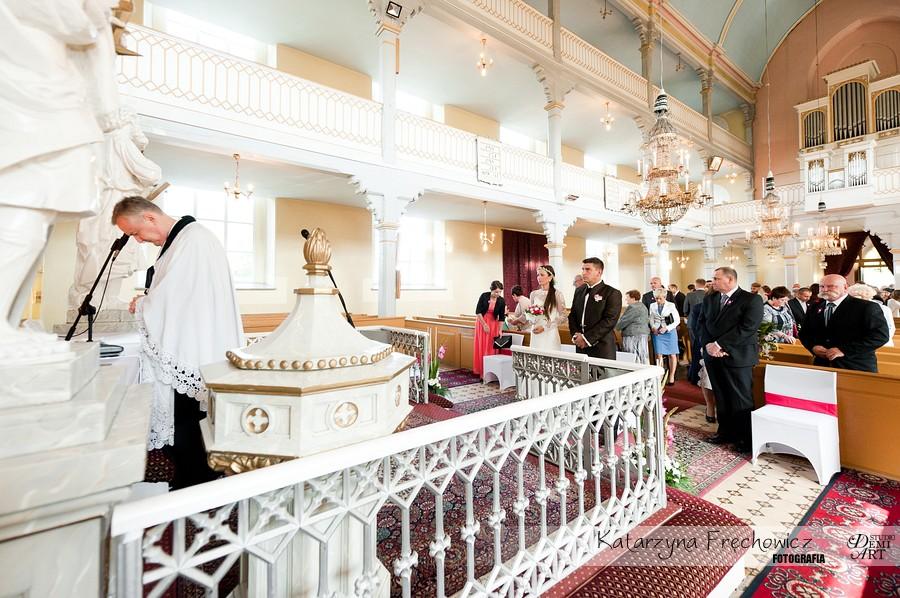 DSC_119 Reportaż z ceremonii ślubnej :)