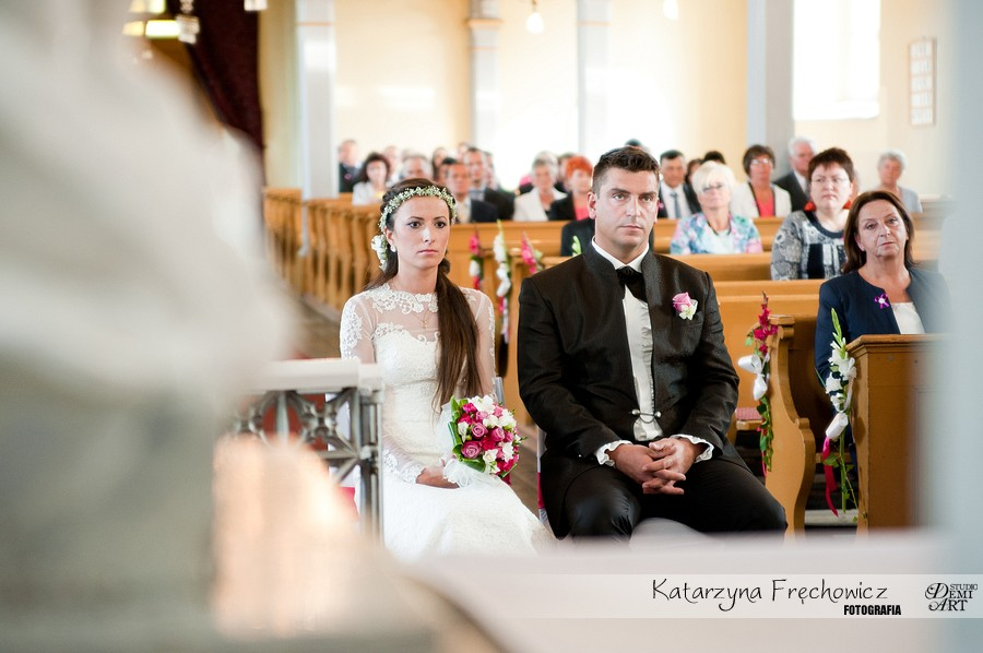 DSC_129 Reportaż z ceremonii ślubnej :)
