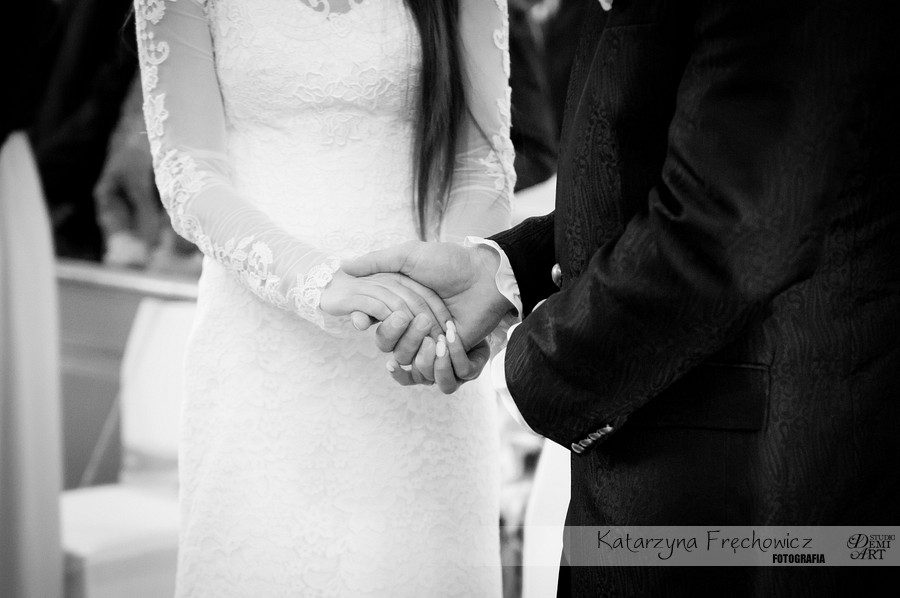 DSC_141 Reportaż z ceremonii ślubnej :)