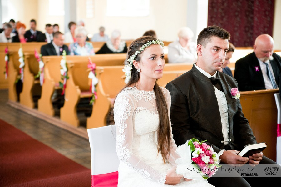 DSC_165 Reportaż z ceremonii ślubnej :)