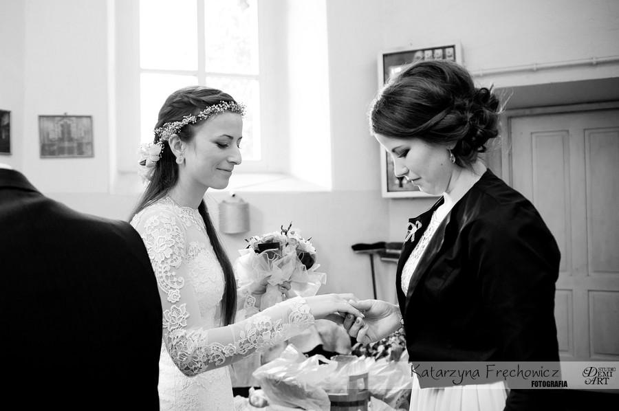 DSC_168 Reportaż z ceremonii ślubnej :)