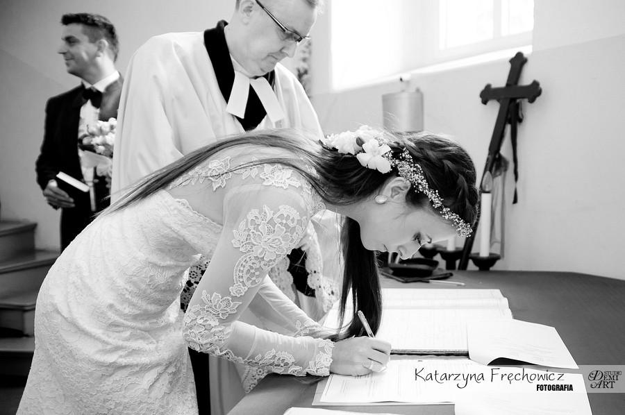 DSC_176 Reportaż z ceremonii ślubnej :)