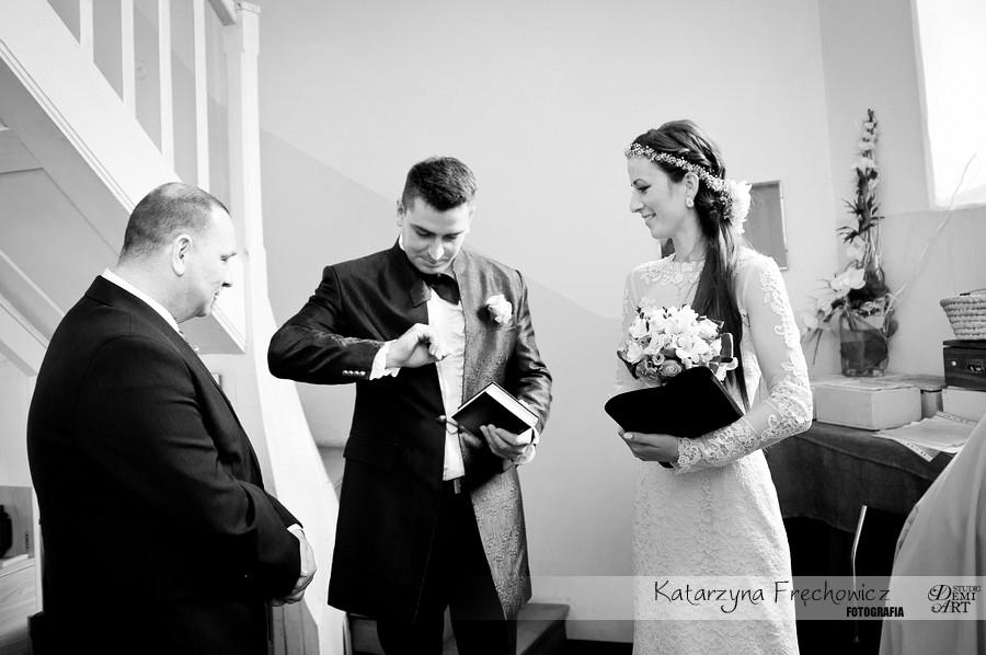 DSC_186 Reportaż z ceremonii ślubnej :)