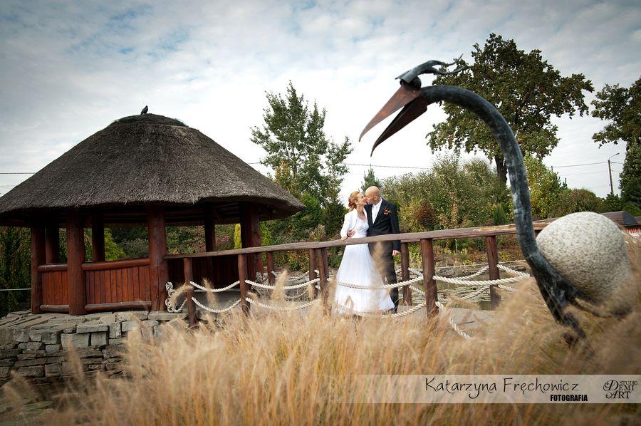 DSC_799 Plener ślubny w ogrodach ... jesiennie