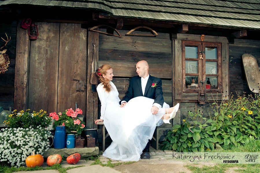 DSC_811 Plener ślubny w ogrodach ... jesiennie