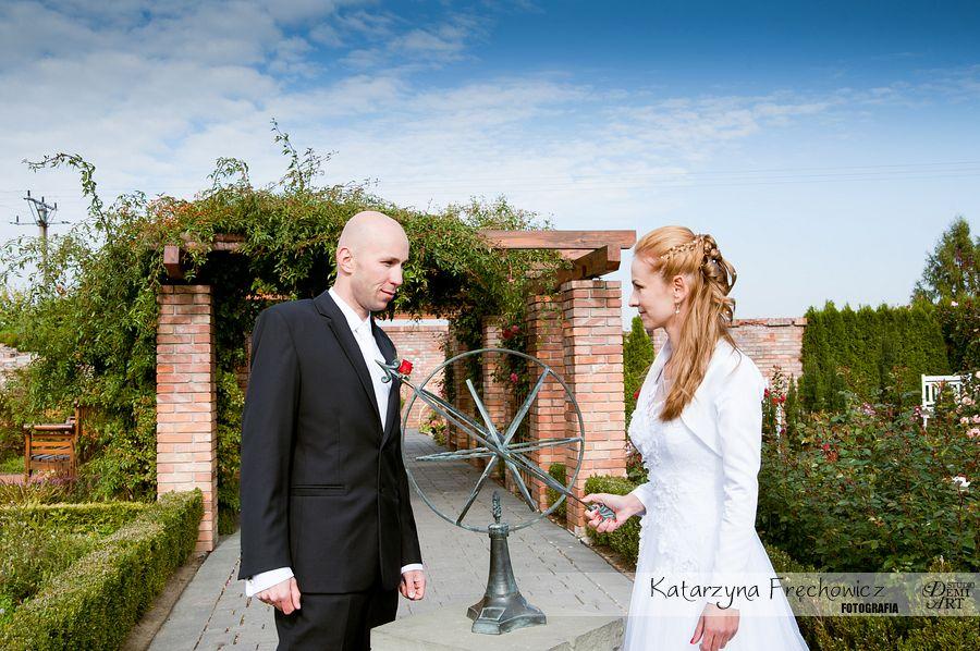 DSC_832 Plener ślubny w ogrodach ... jesiennie
