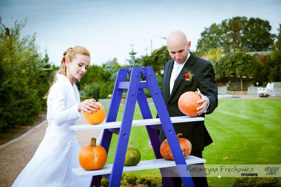 DSC_846 Plener ślubny w ogrodach ... jesiennie