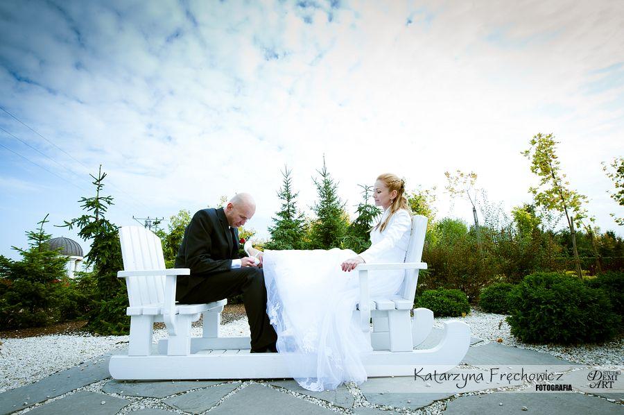 DSC_848 Plener ślubny w ogrodach ... jesiennie