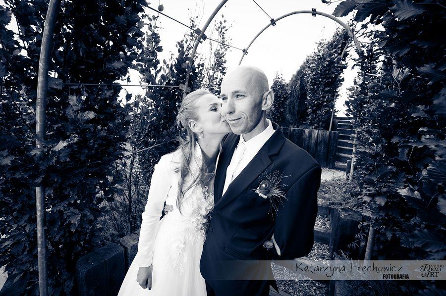 DSC_857 Plener ślubny w ogrodach ... jesiennie