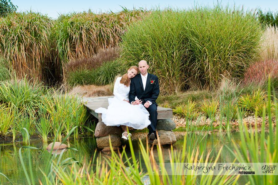 DSC_873 Plener ślubny w ogrodach ... jesiennie