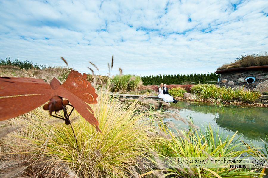 DSC_882 Plener ślubny w ogrodach ... jesiennie