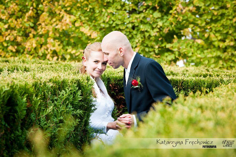 DSC_909 Plener ślubny w ogrodach ... jesiennie