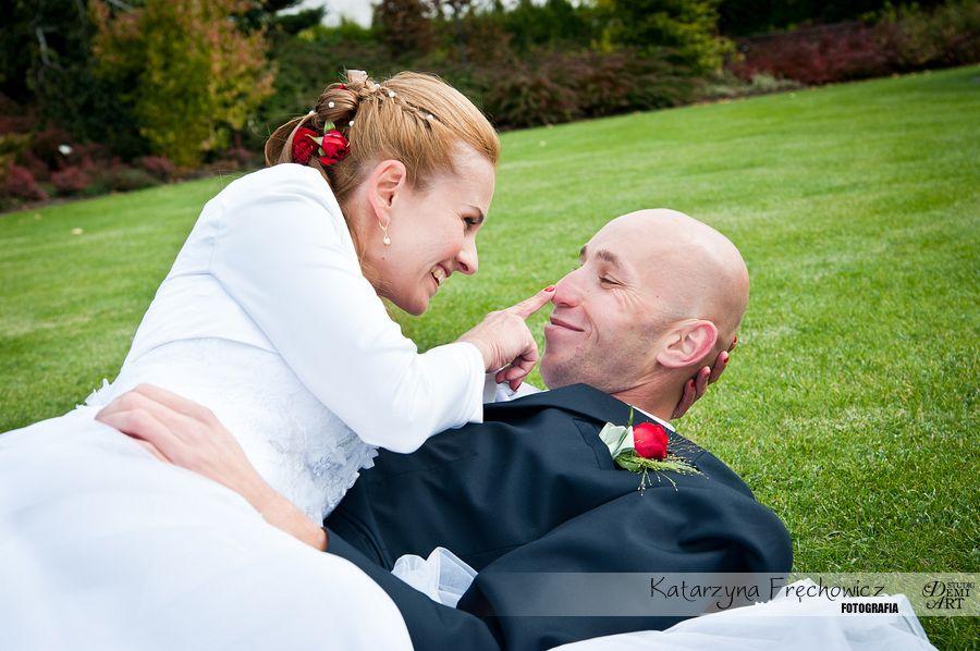 DSC_924 Plener ślubny w ogrodach ... jesiennie