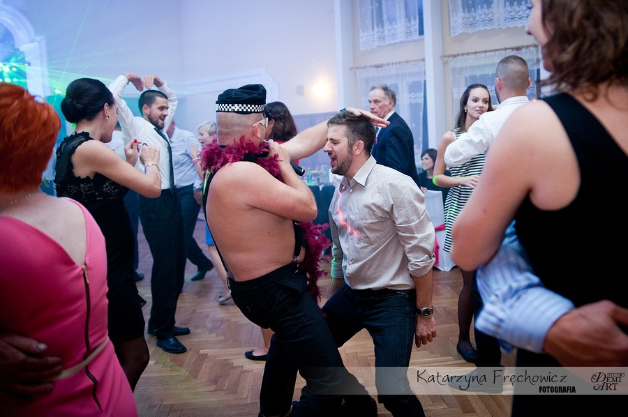 DSC_667 Reportaż ślubny z wesela i poprawin ...
