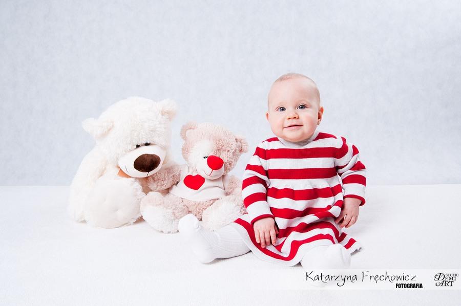 Kala_10 Sesja niemowlęca i świąteczna