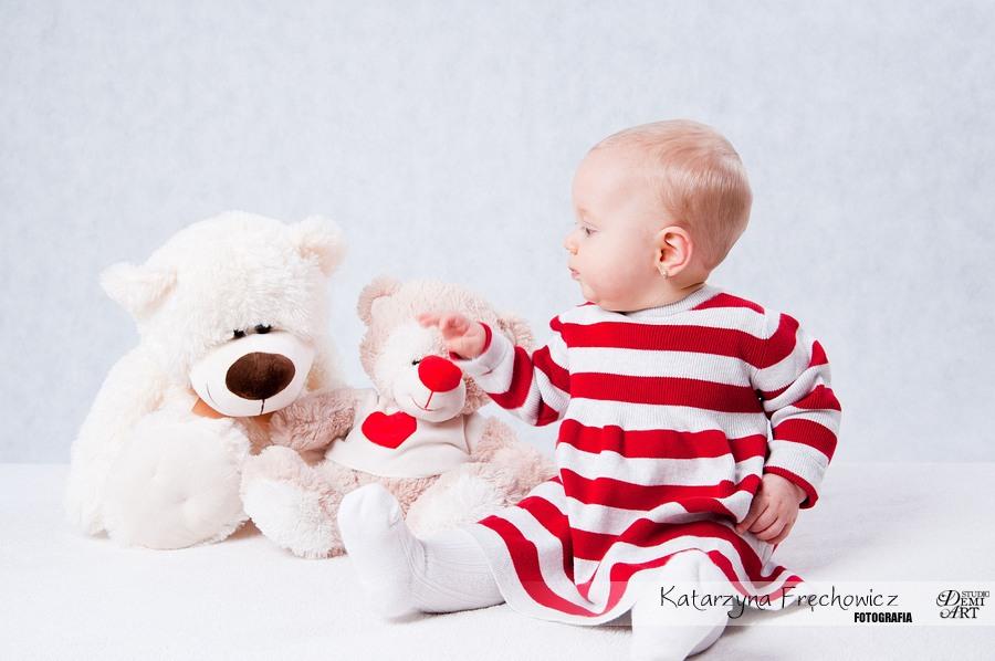 Kala_12 Sesja niemowlęca i świąteczna