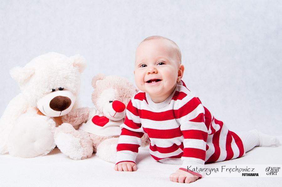 Kala_13 Sesja niemowlęca i świąteczna