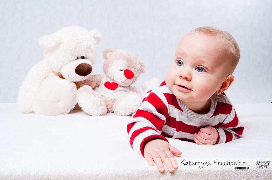 Kala_16 Sesja niemowlęca i świąteczna