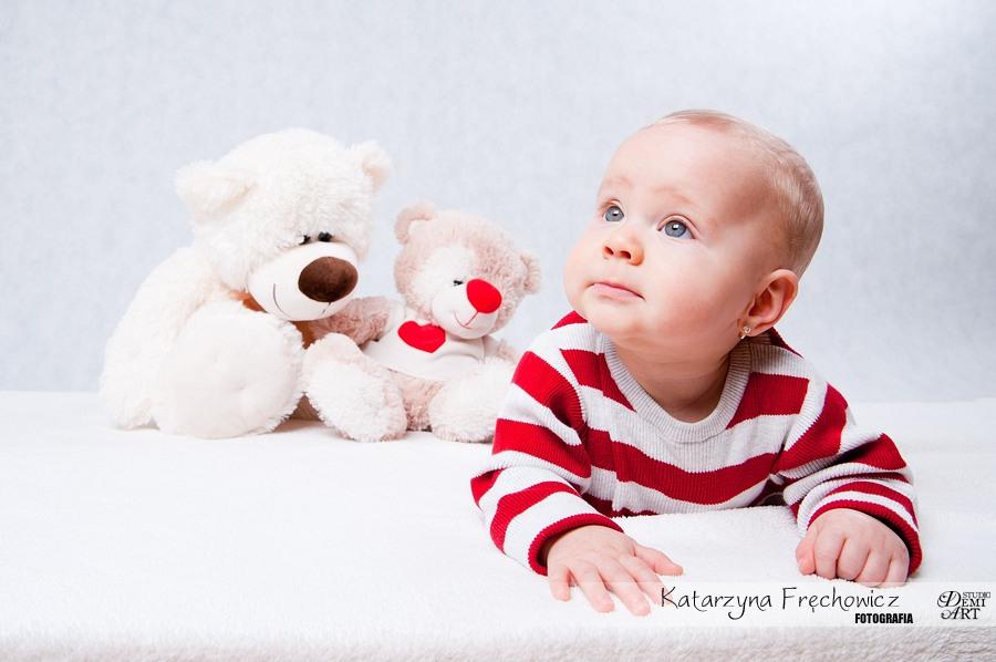 Kala_18 Sesja niemowlęca i świąteczna