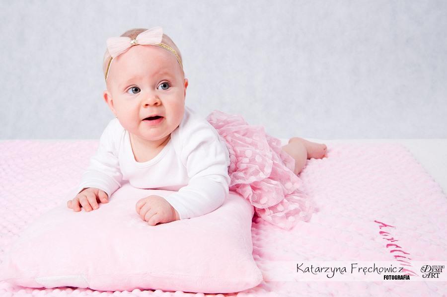 Kala_53 Sesja niemowlęca i świąteczna