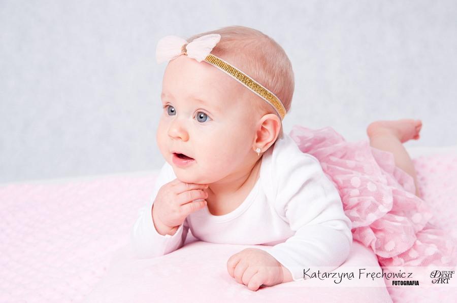 Kala_54 Sesja niemowlęca i świąteczna