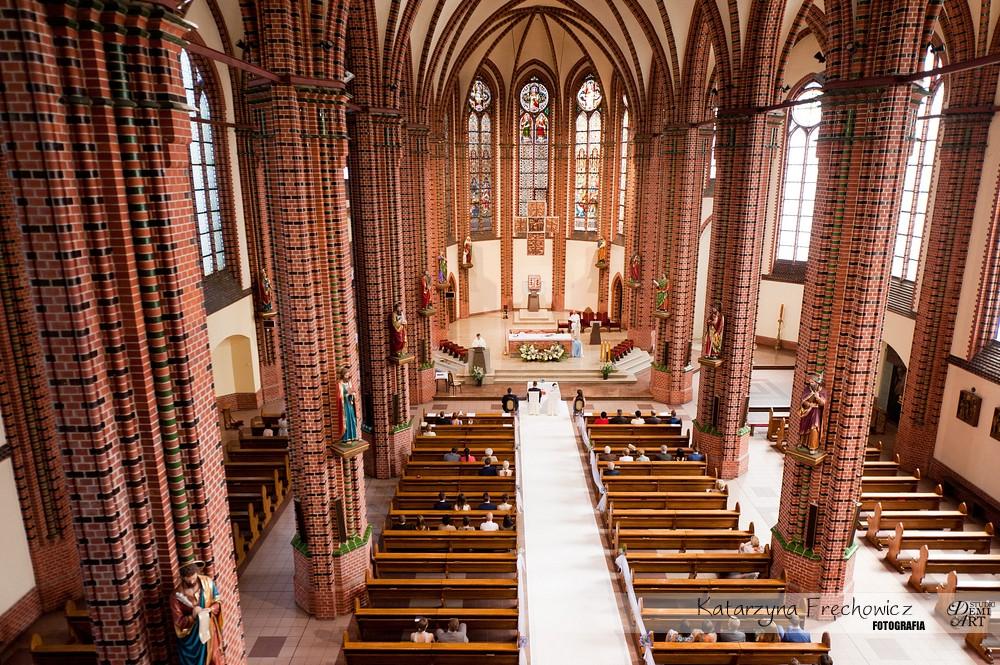 DSC_154 Reportaż z ceremonii ślubnej  w Katowicach