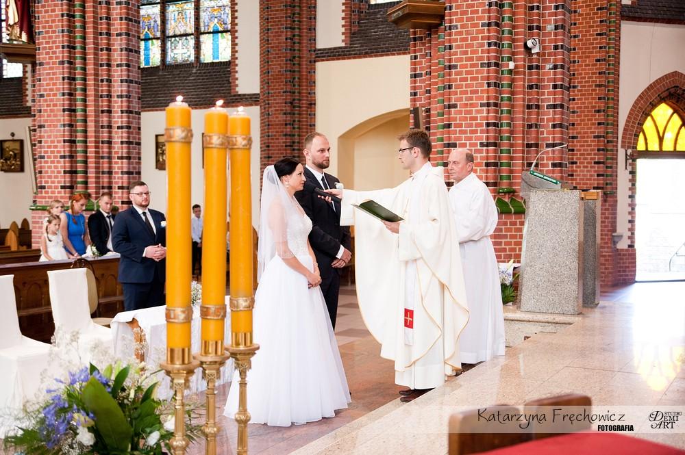 DSC_167 Reportaż z ceremonii ślubnej  w Katowicach
