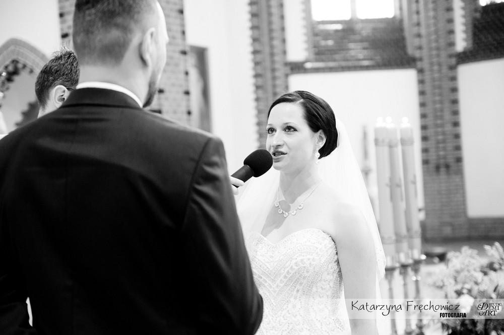 DSC_177 Reportaż z ceremonii ślubnej  w Katowicach