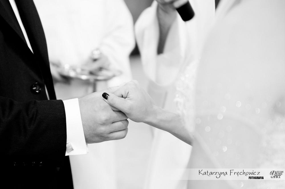 DSC_185 Reportaż z ceremonii ślubnej  w Katowicach