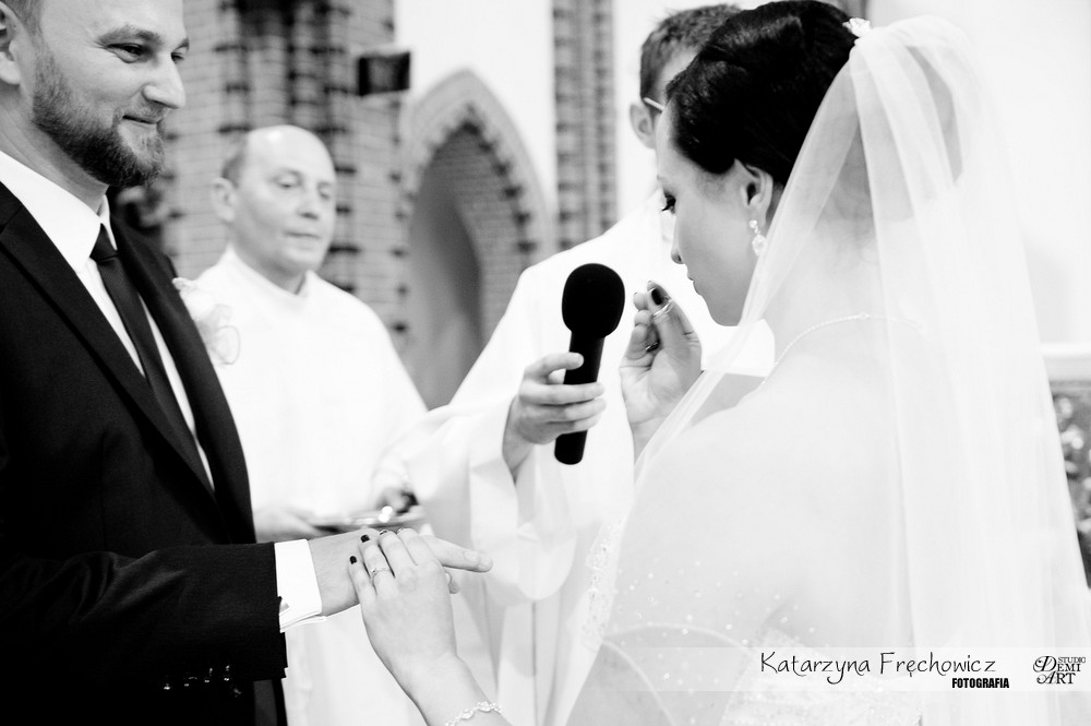 DSC_186 Reportaż z ceremonii ślubnej  w Katowicach