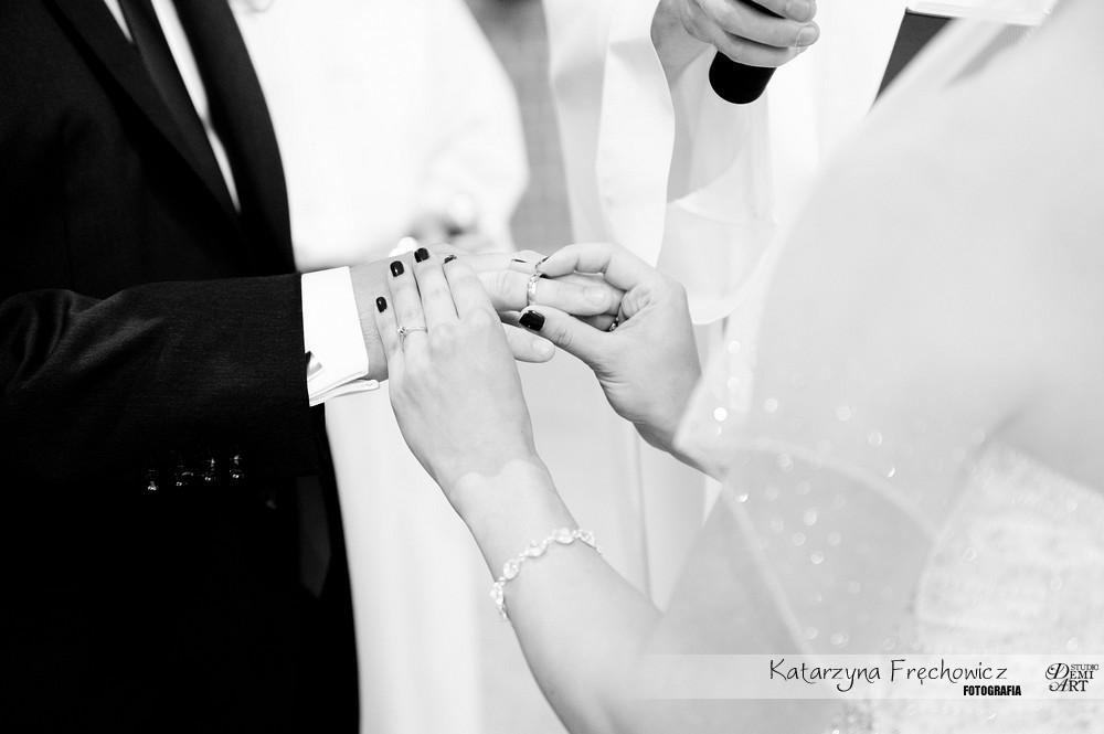 DSC_187 Reportaż z ceremonii ślubnej  w Katowicach