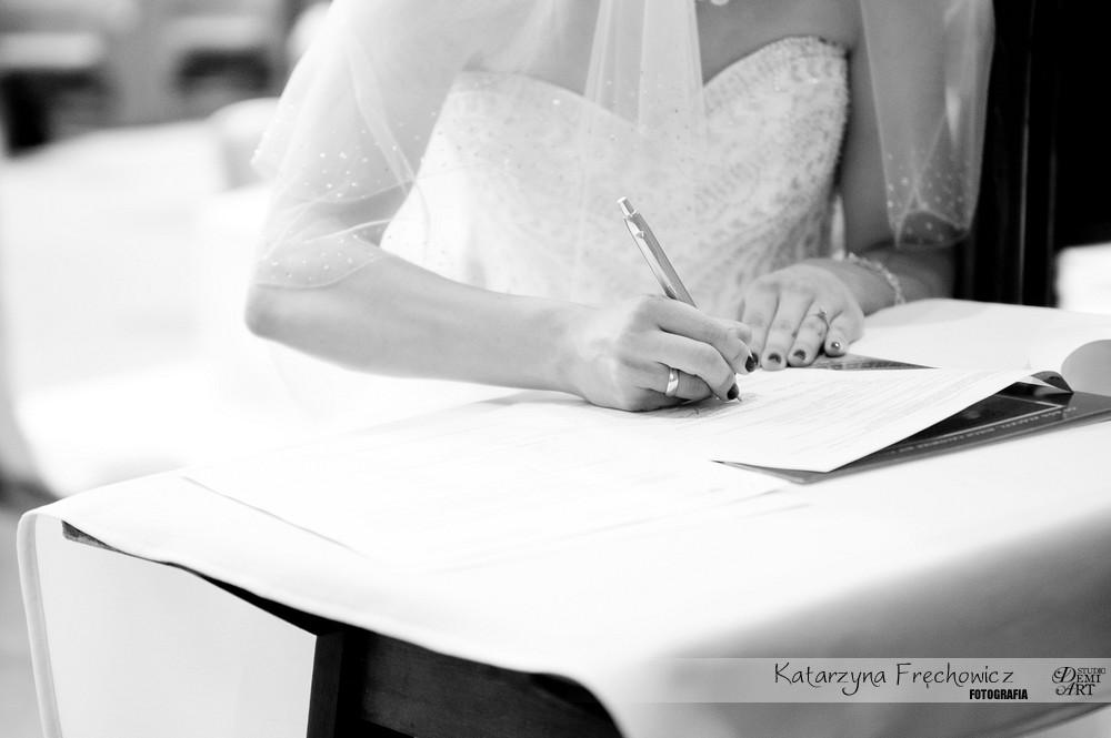 DSC_191 Reportaż z ceremonii ślubnej  w Katowicach