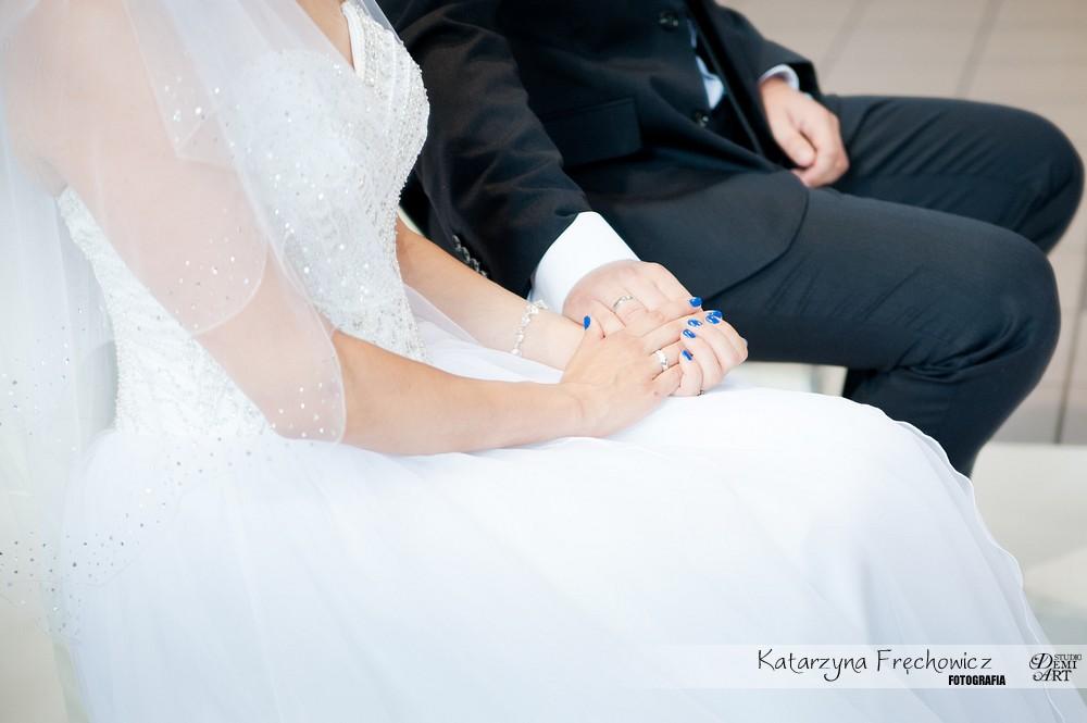 DSC_210 Reportaż z ceremonii ślubnej  w Katowicach