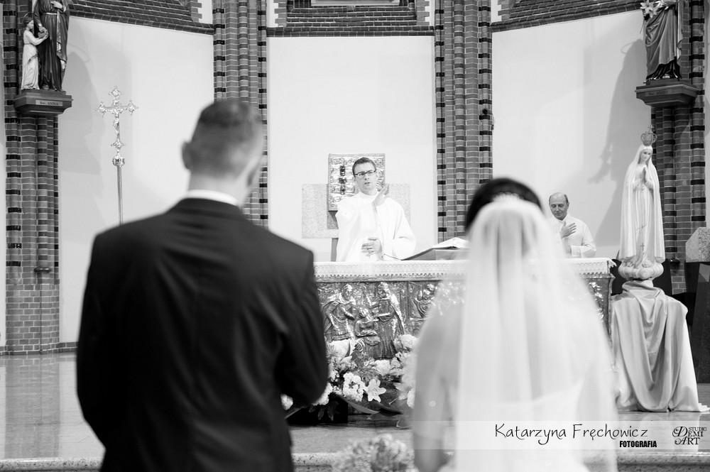 DSC_263 Reportaż z ceremonii ślubnej  w Katowicach