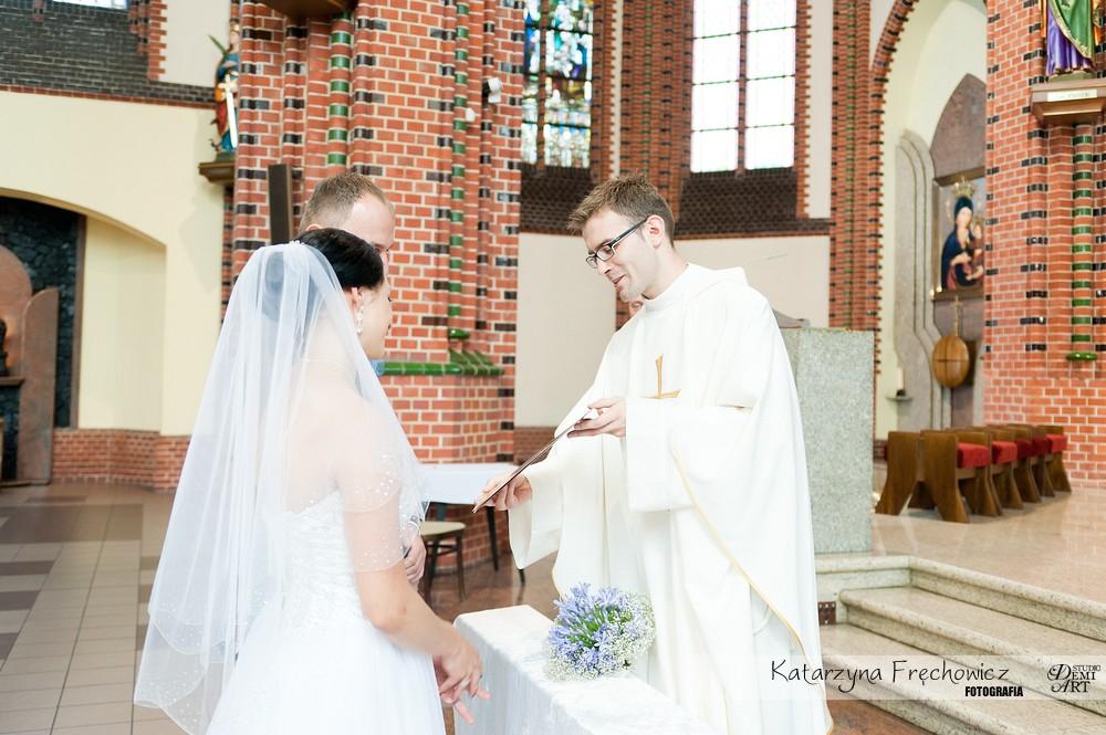 DSC_266 Reportaż z ceremonii ślubnej  w Katowicach