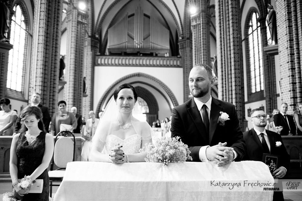 DSC_270 Reportaż z ceremonii ślubnej  w Katowicach