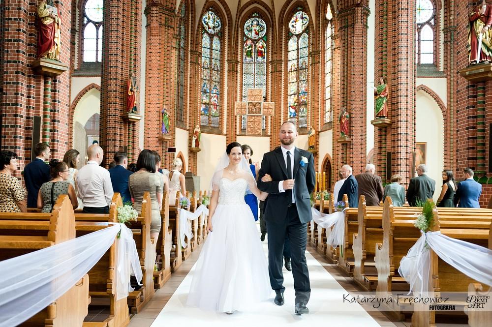 DSC_272 Reportaż z ceremonii ślubnej  w Katowicach